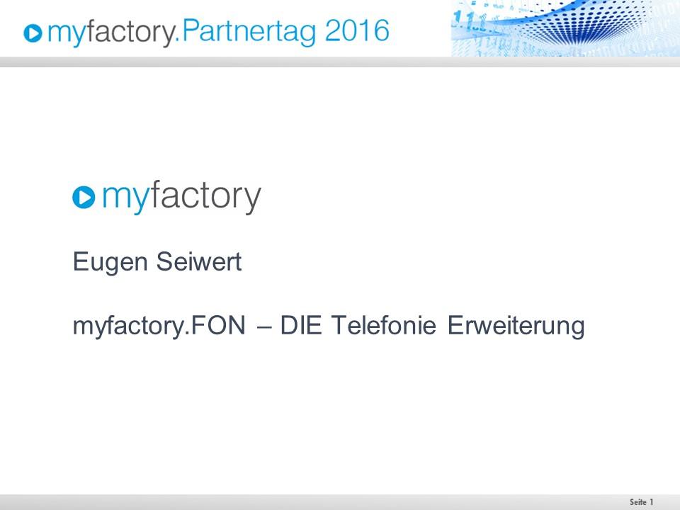 myfactory.FON