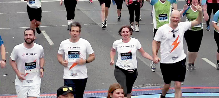 JP Morgan Corporate Challenge 2017